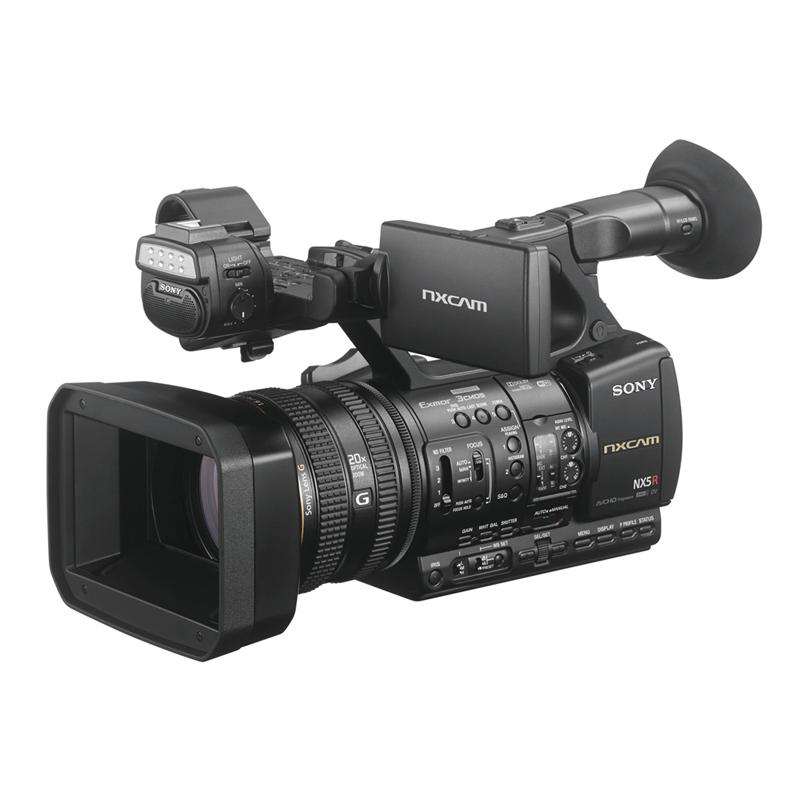 JD Коллекция Черный официальный стандарт HXR-NX5R Handheld - HD-съемка Joycollection
