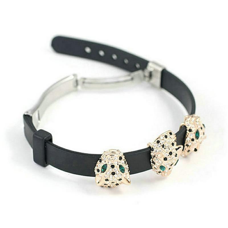yoursfs Black дизайн панков турецкий браслеты для глаз для мужчин женщины новая мода браслет женский сова кожаный браслет камень