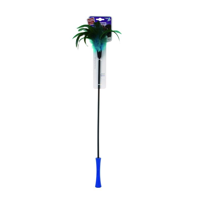 JD Коллекция Синий цвет игрушка для кошки