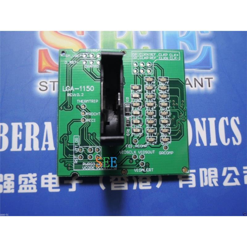 CazenOveyi laptop 988 989 cpu socket tester for i3i5i7 laptop motherboard with led