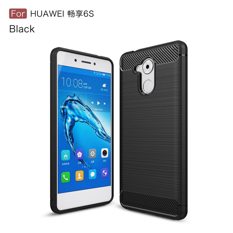 GANGXUN черный huawei enjoy 6s смартфон