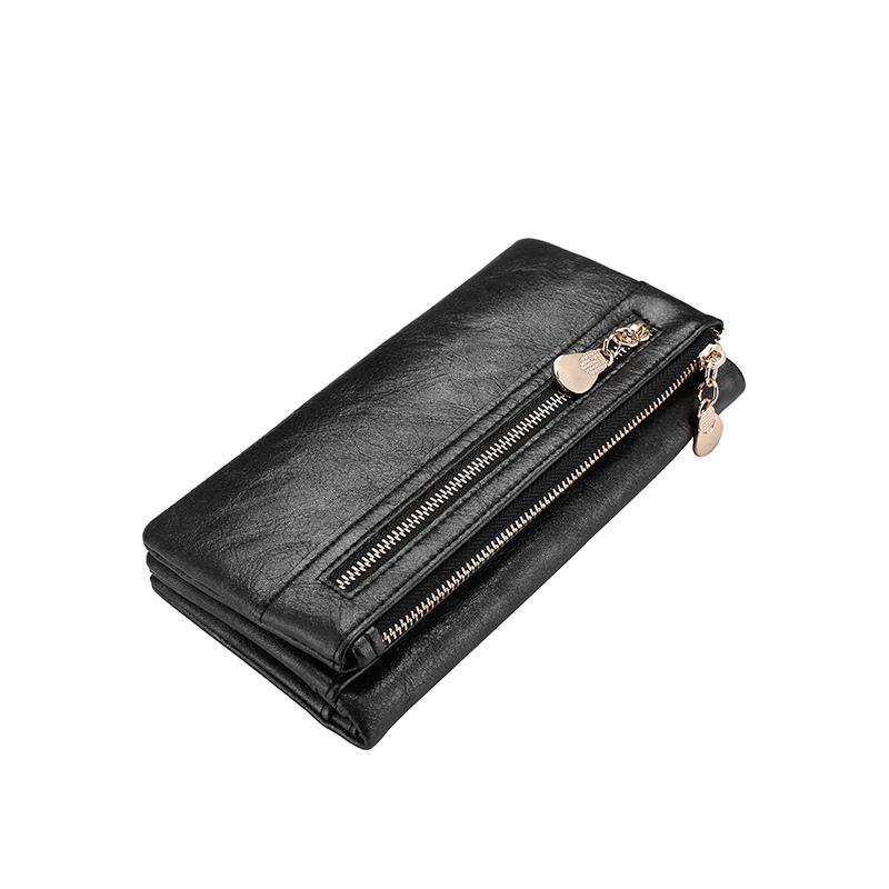 AEROLINE Чёрный цвет бумажник golden head портмоне кошелек 3302 50 1