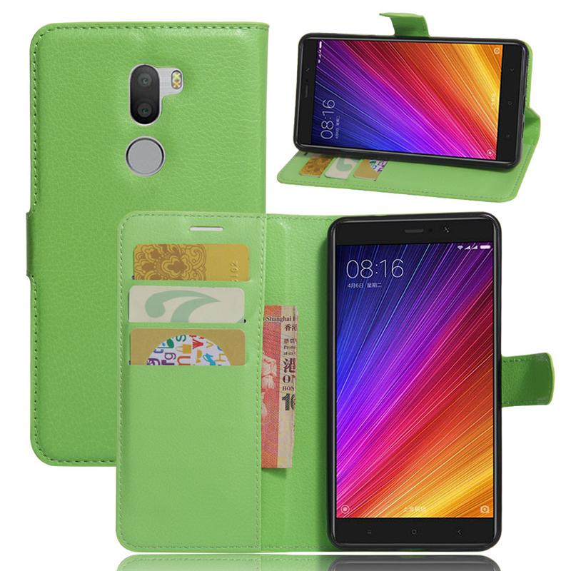 GANGXUN Зеленый цвет Xiaomi Mi 5s Plus ДЕЛО