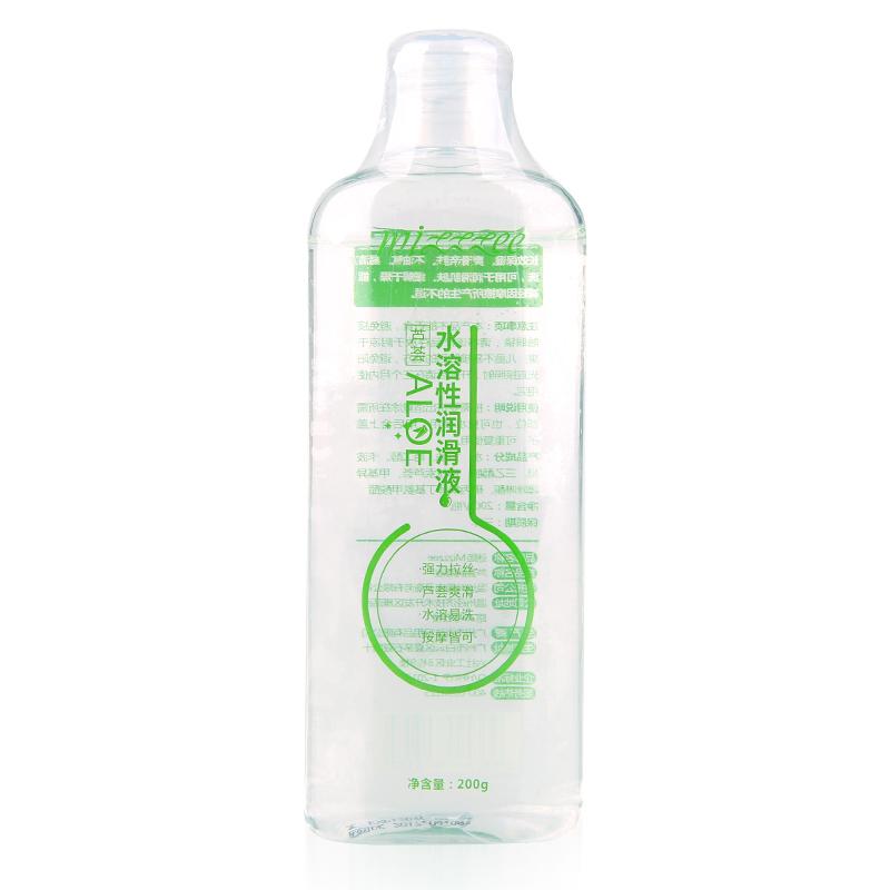JD Коллекция Алоэ смазочного 200мл жидкости дефолт я увлажняющие смазки аромат – алоэ