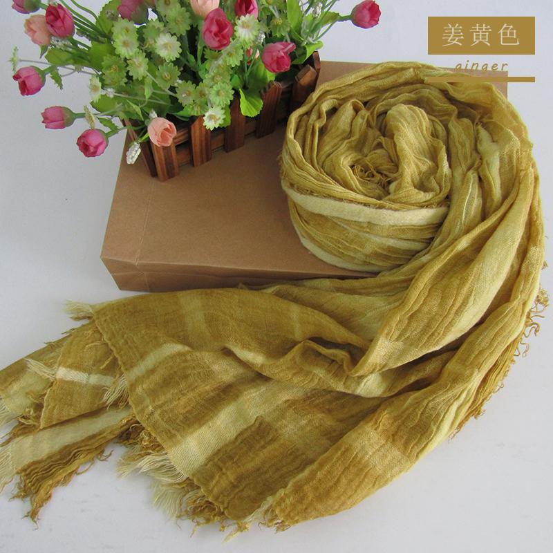 Cashmere ORANGEFOX Желтый имбирь >175cm фото