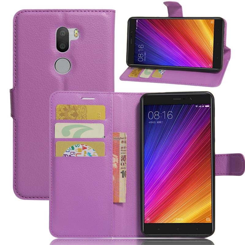 GANGXUN Фиолетовый цвет Xiaomi Mi 5s Plus ДЕЛО