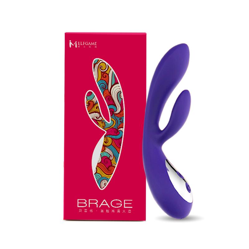 JD Коллекция Фиолетовый fox женский мастурбация вибрационный массаж палочки клитор шипы кульминация пары сексуальный секс взрослые секс игрушки