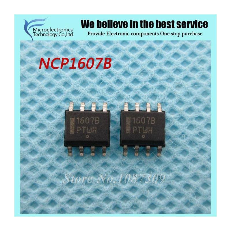 CazenOveyi free shipping 10pcs lot ncp1607b 1607b lcd new original