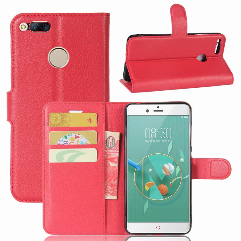 GANGXUN Красный zte axon 7 mini 4g smartphone