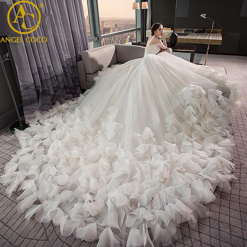 Свадебное платье Роскошное свадебное платье ANGEL COCO 2 фото