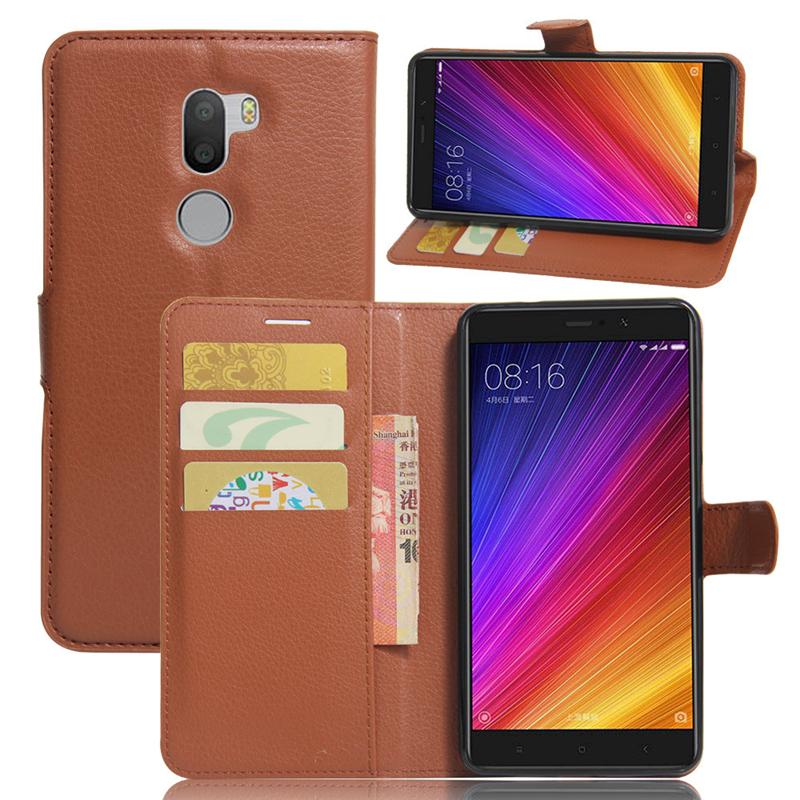 GANGXUN Цвет коричневый Xiaomi Mi 5s Plus ДЕЛО