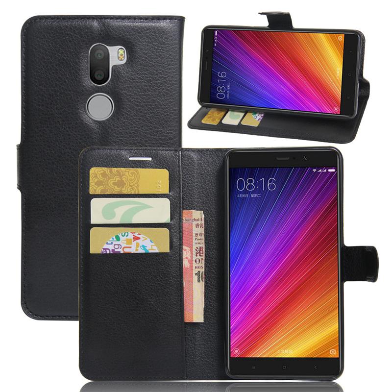 GANGXUN Черный цвет Xiaomi Mi 5s Plus ДЕЛО
