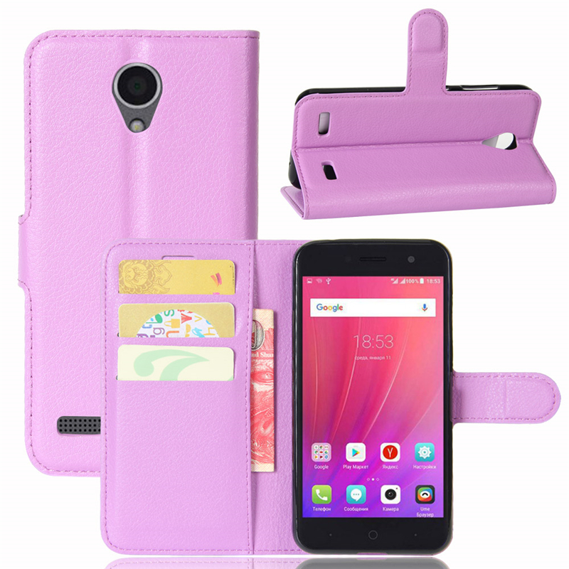 GANGXUN Фиолетовый цвет смартфон zte blade a465 4g black
