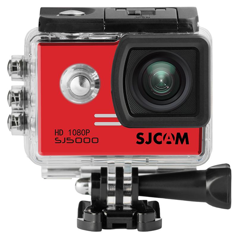 SJCAM Красный цвет sjcam sj5000 14mp 1080p action camera sport cam