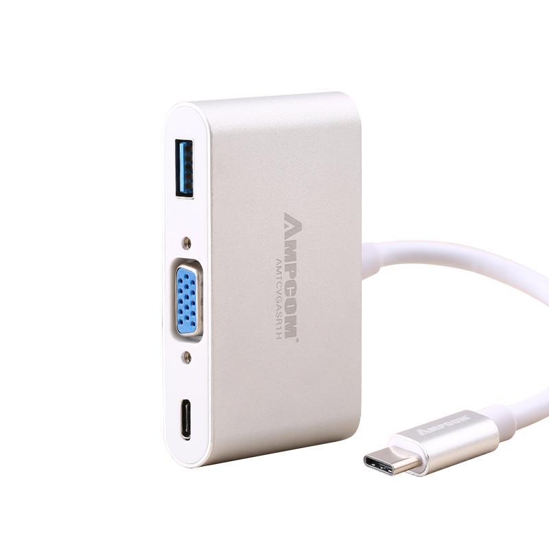 JD Коллекция edax type c трансфицировали конвертер dp hd apple macbook разъем портативный компьютер подключенный телевизор проектор проса e021