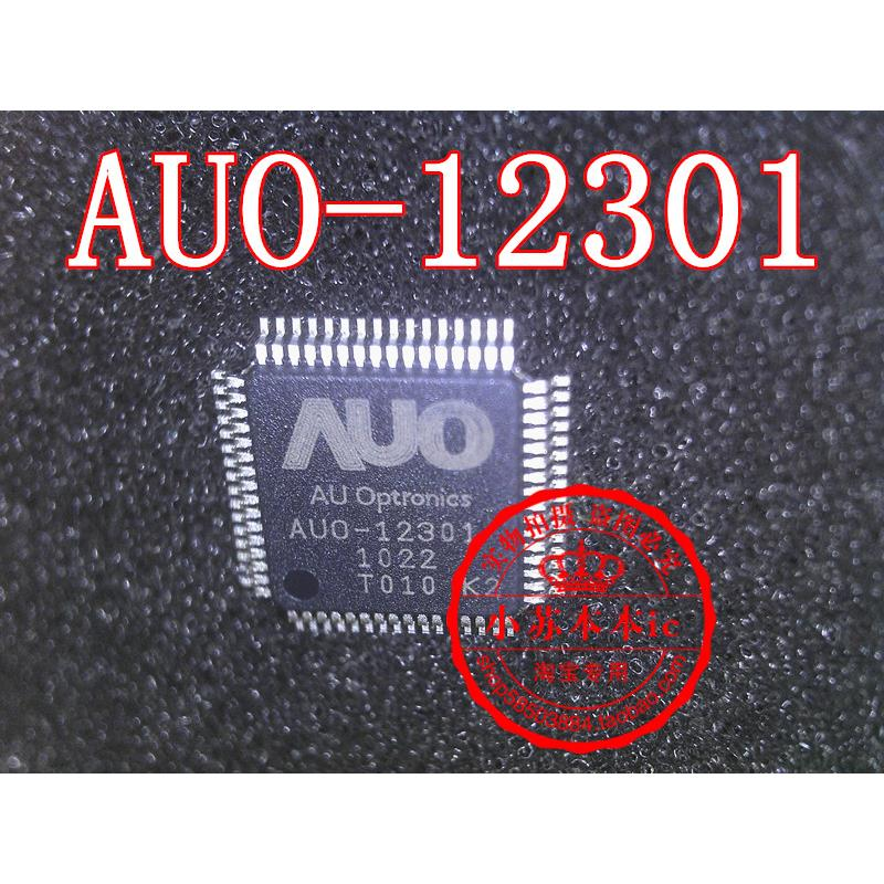 CazenOveyi 5pcs lot auo 12301 lcd chip