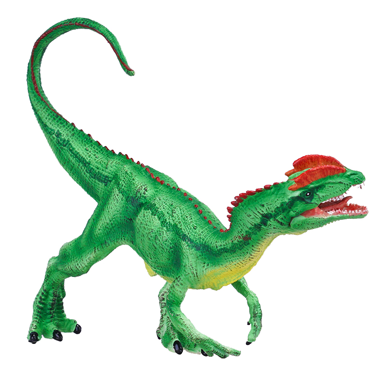 SURPRESAV Dilophosaurus 1 jurassic world tyrannosaurus building blocks jurrassic dinosaur house games ninja brick toys for children baby gift speelgoed