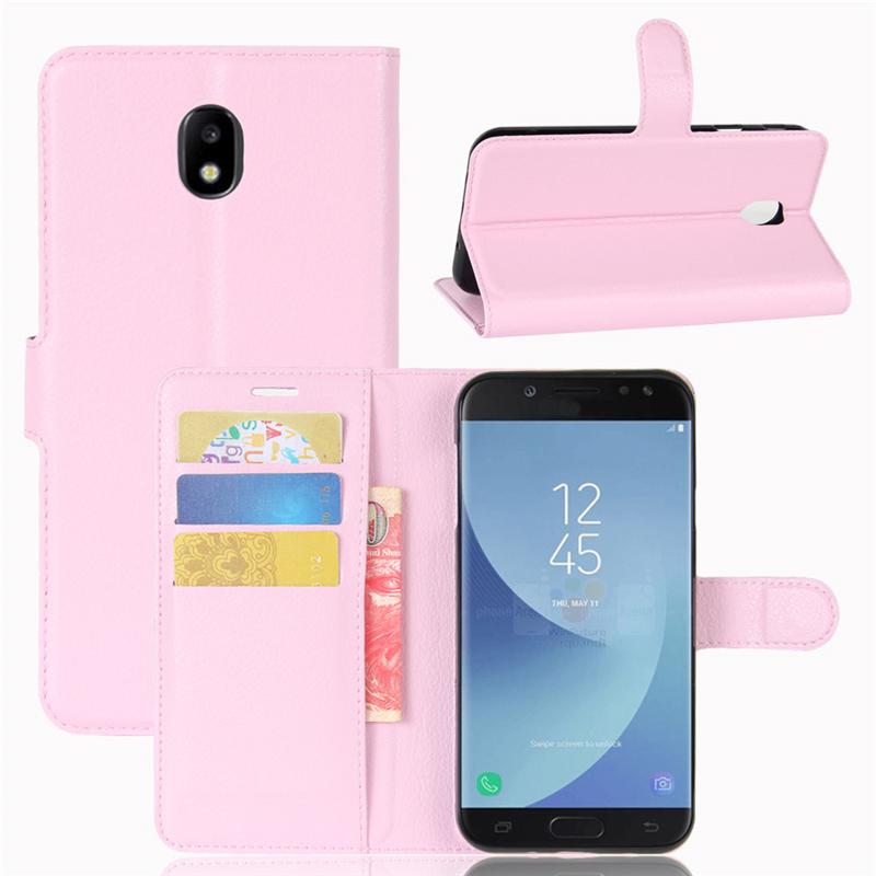 GANGXUN Розовый gangxun samsung galaxy j5 2017 корпус высокого качества кожа pu флип обложка kickstand кошелек для samsung j530 eurasion version