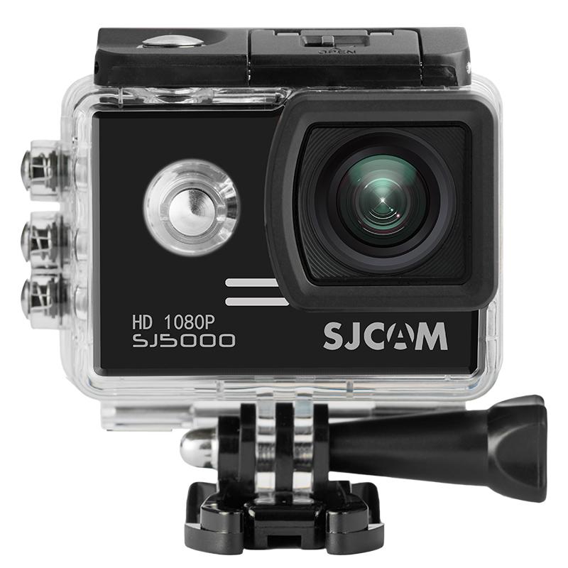 SJCAM Чёрный цвет sjcam sj5000 14mp 1080p action camera sport cam