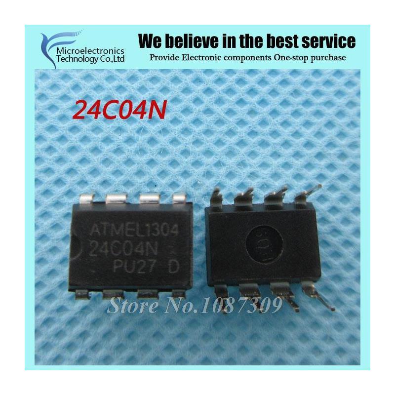 CazenOveyi 10pcs free shipping at93c66a 93c66a 93c66 at93c66 sop 8 eeprom 2 5 v to 5 5 v 4k new original
