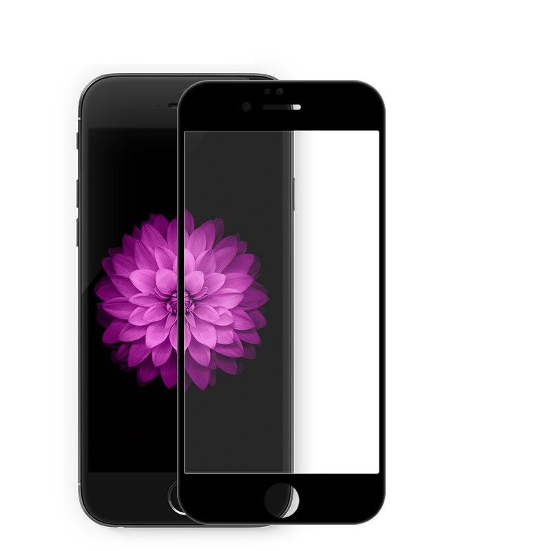 JD Коллекция Черный iPhone 6 Plus6s Plus аксессуар защитное стекло monsterskin 5d для apple iphone 6 plus white