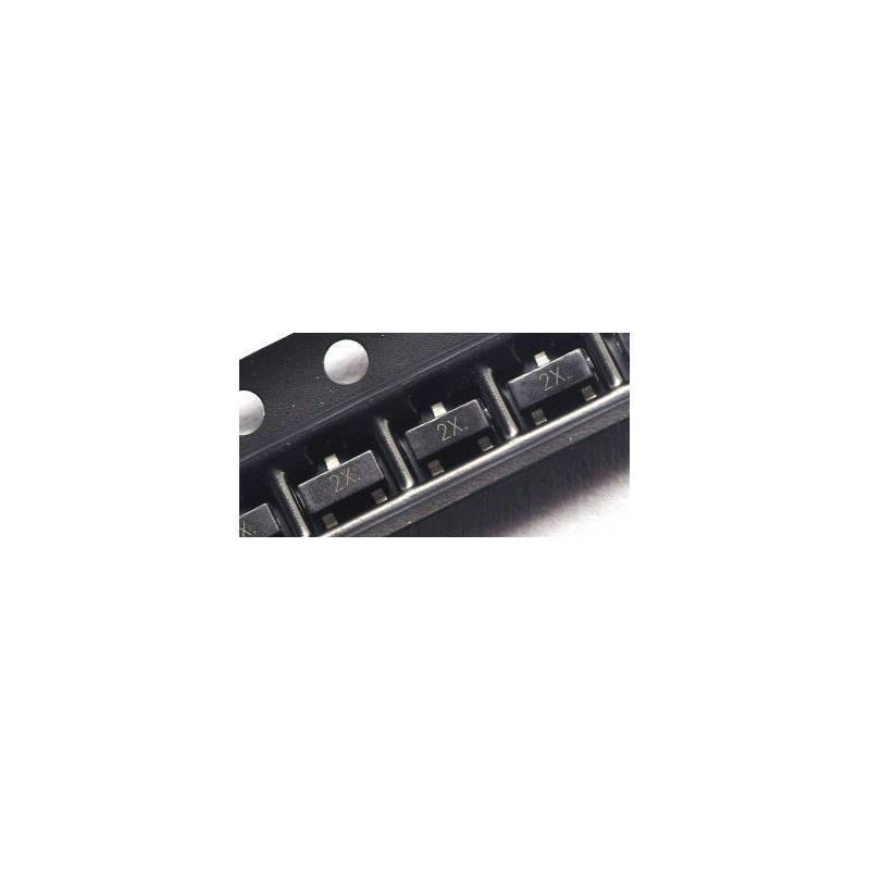 CazenOveyi free shipping 10pcs sot 23 transistor mmbt4401 2x [10pcs]