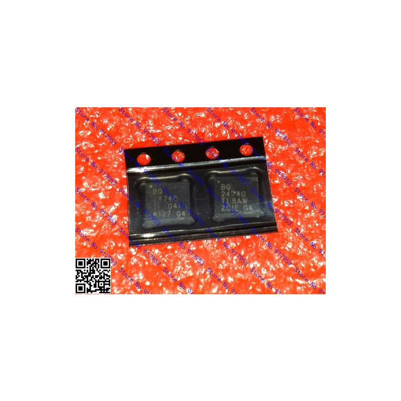 CazenOveyi free shipping 5pcs lot 24740 bq24740 bq24740rhdr qfn 28 laptop chips 100