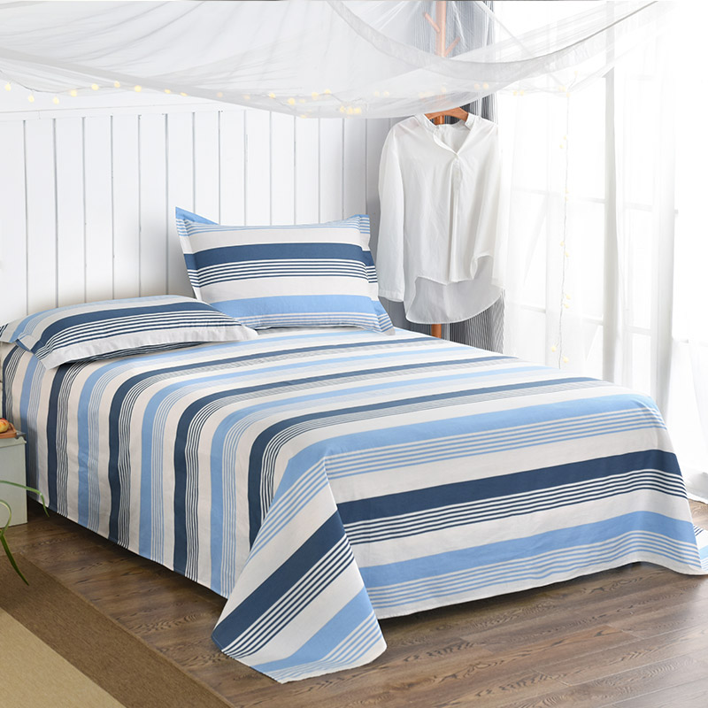 JD Коллекция Левый берег световых лет синий 1,5  1,8 м кровать joycollection