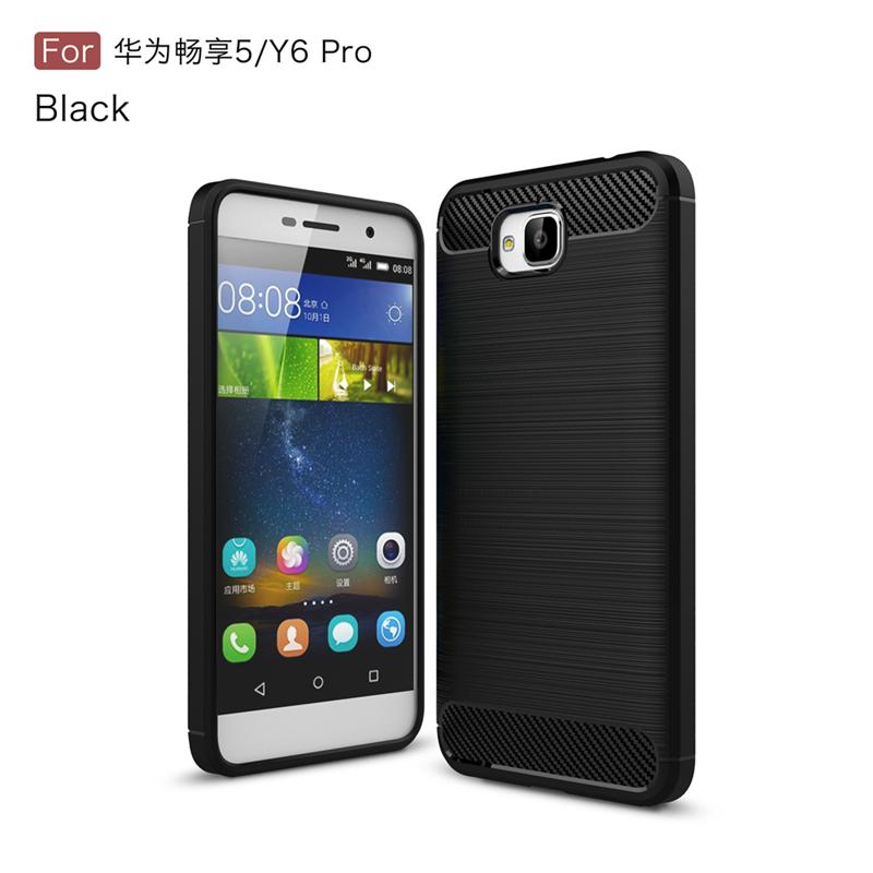 GANGXUN черный смартфон huawei y6 pro золотой
