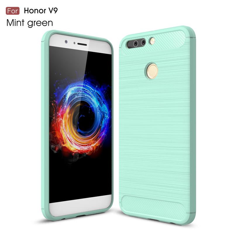 GANGXUN Мягкий зеленый цвет Huawei Honor 8 Pro случай