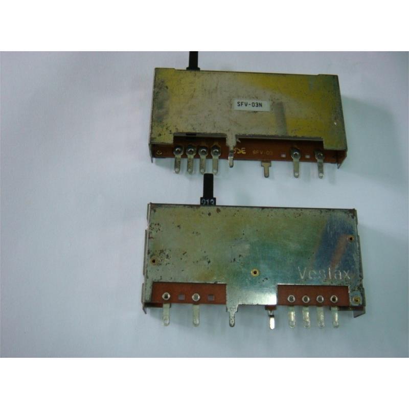 CazenOveyi mixer fader slide potentiometers 10k