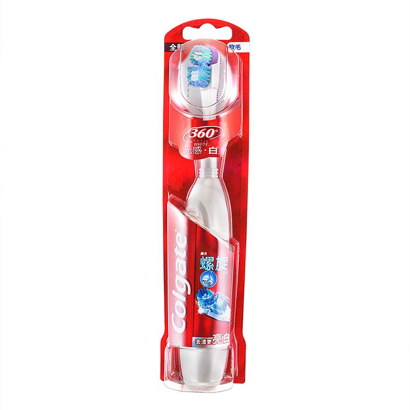 JD Коллекция white electric toothbrush 1 count гао lujie colgate 360 ° всеобъемлющая здоровье полости рта зубная паста 200г десна старая и новая упаковка случайное распределение