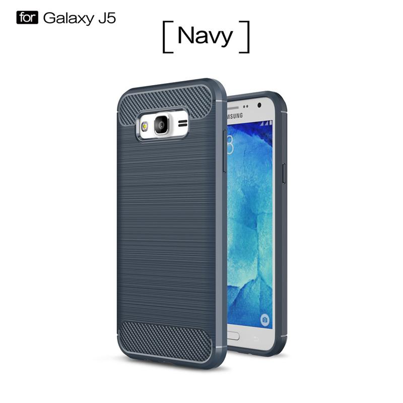Обложка для Samsung Galaxy J5 GANGXUN Синий Черный фото