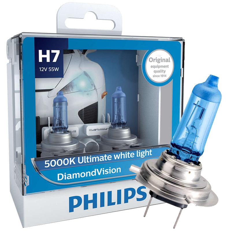 JD Коллекция Light Blue Даймонда H7 philips philips blue diamond h4 модернизированная автомобильная лампочка 2 цвета цвета упаковки 5000k