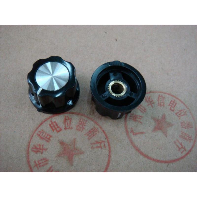 CazenOveyi semicircle potentiometer knob handle high cap width 19mm 21mm