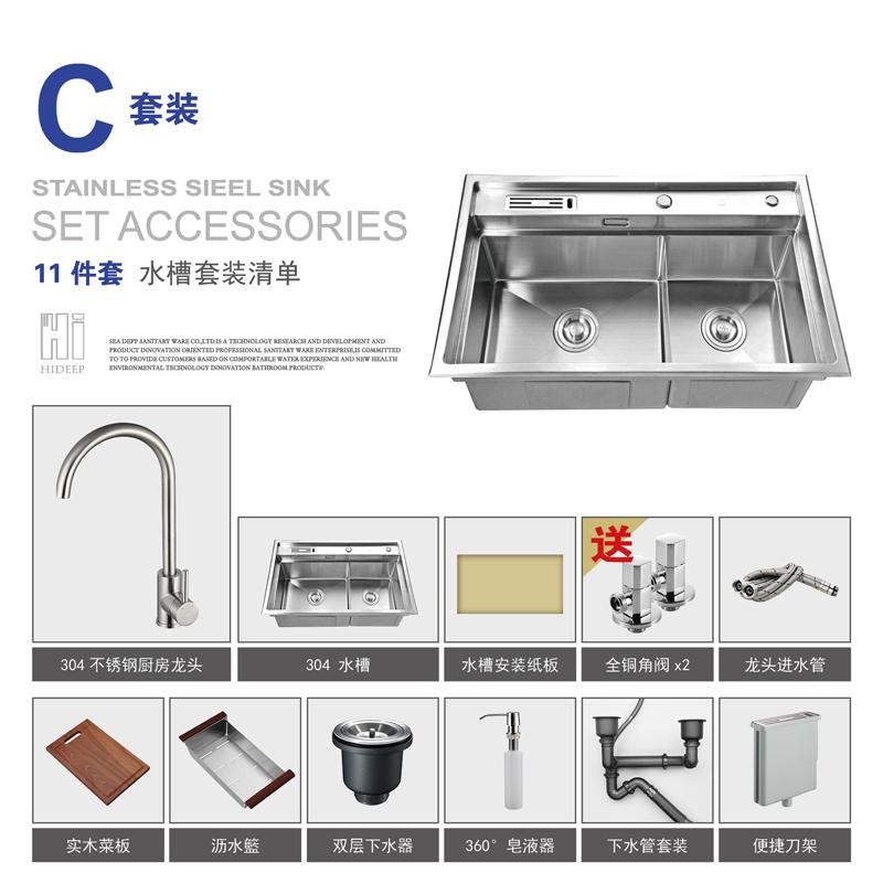 HIDEEP Тип C кухонная мойка teka classic 1b 1 2d microtex