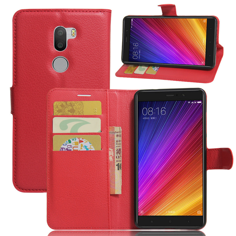 GANGXUN Красный Xiaomi Mi 5s Plus ДЕЛО