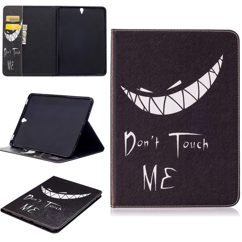 GANGXUN 2 luxury brand cover for samsung galaxy tab s3 9 7 t820 t825 flip magnetic wallet case with card slots pen holder tablet stand