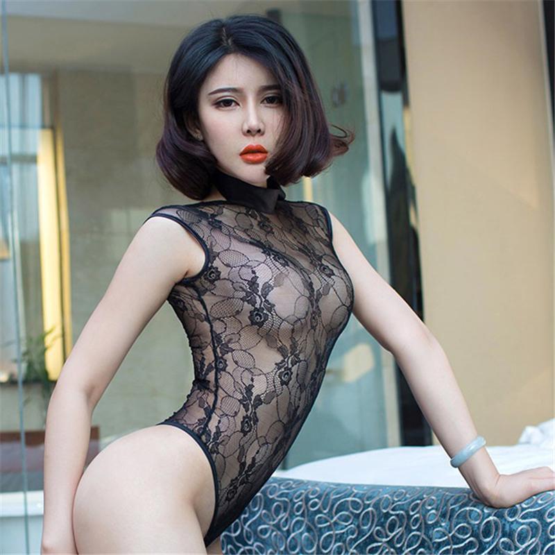 JD Коллекция 4008 кошки cupidcat горячей сексуального белья кружевных три бикини черного костюм для взрослого секса игрушки