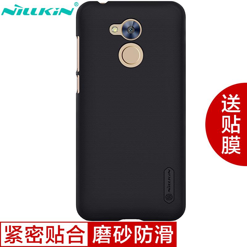 NILLKIN черный Huawei Glory Играть 6A нил gold nillkin m5 матовое проса телефон защитной оболочки защитный рукав рукав черный телефон