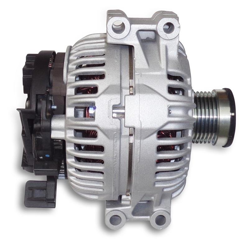 PAO MOTORING new alternator for mercedes benz cl63 65 amg oem al0864x 0121813002 0131549902
