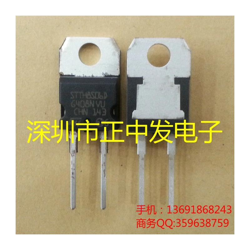 CazenOveyi 10pcs lot hfa25pb60 diode ult fast 600v 25a to 3p in stock