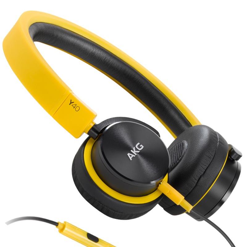 JD Коллекция желтый Модернизированный гарнитура akg y20u yellow