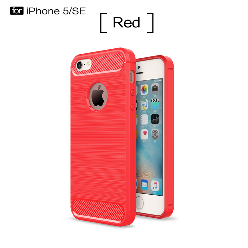 GANGXUN Красный чехол для iphone 5 5s se vivanco 36239 blue