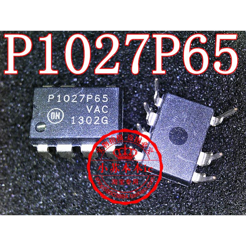 CazenOveyi 50pcs p1027p65 ncp1027p65 line lcd management chip dip 7