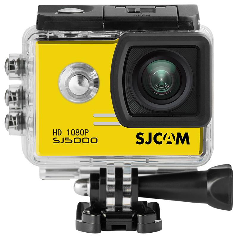 SJCAM Желтый sjcam sj5000 14mp 1080p action camera sport cam