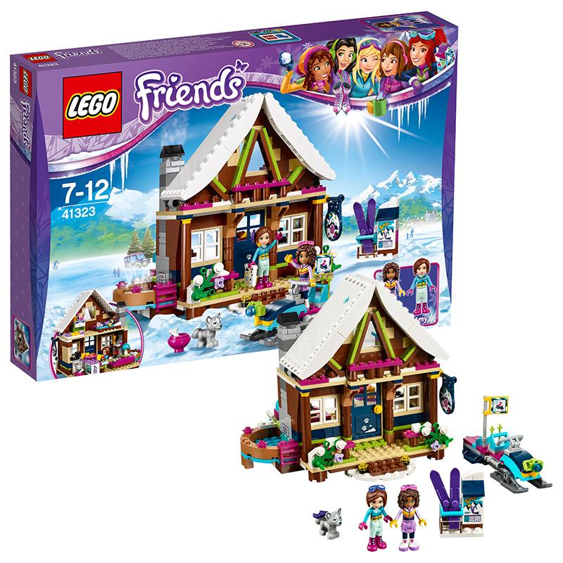 JD Коллекция Горнолыжный курорт Chalet дефолт lego friends 41322 лего подружки горнолыжный курорт каток