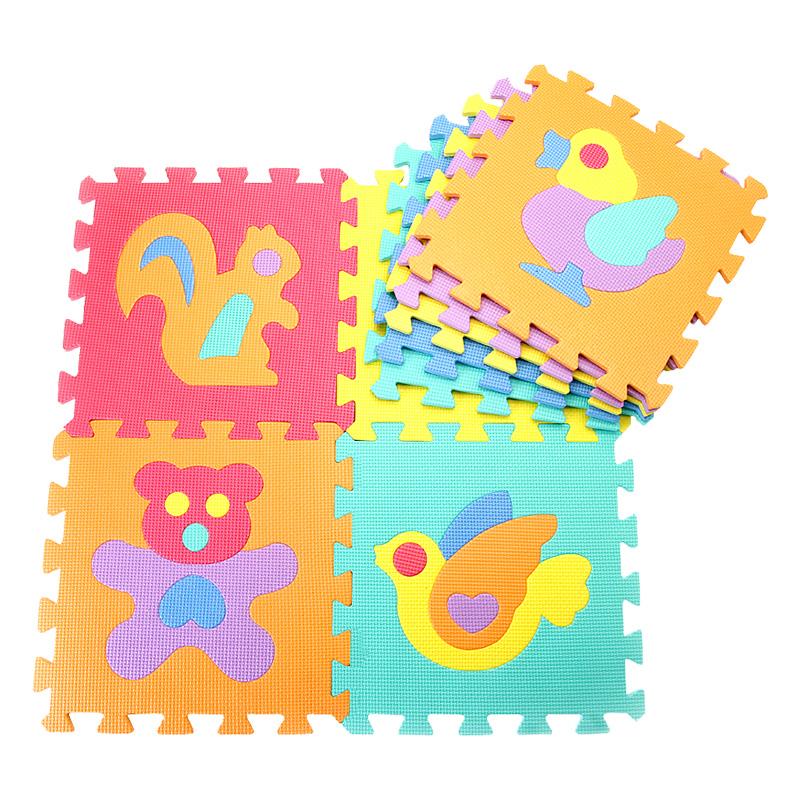 JD Коллекция цзяннань лист коврики сплетенный 50 80см синий нескользящие коврики