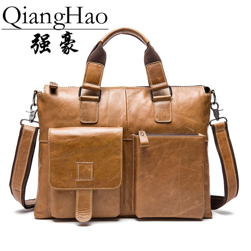 QiangHao Желтый 156 дюймов мужчина  кейс