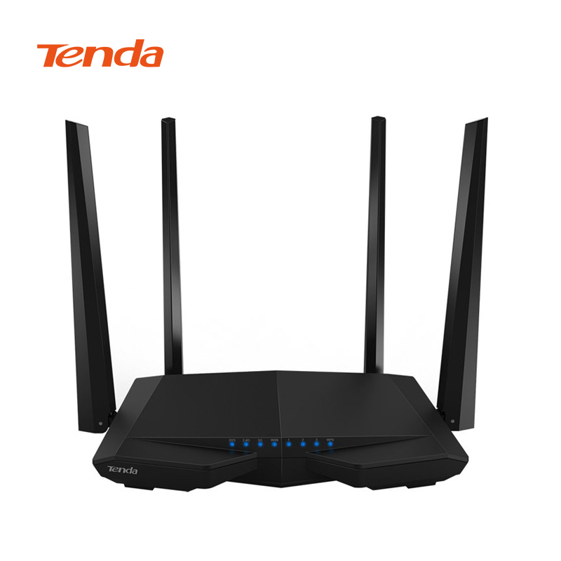 Tengda Стандарт ЕС tenda ac10 wireless router